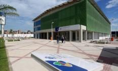 O Campus Educacional da Maré está sem aula, devido a uma operação da PM Foto: Custódio Coimbra - 12/02/2016 / Agência O Globo