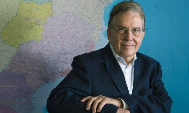 O economista Paulo Rabello de Castro Foto: Leo Martins / Agência O Globo