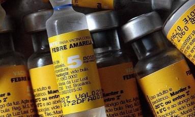Caso mais recente de febre amarela confirmado no Rio foi no município de Macaé Foto: Clarice Castro / Agência O Globo
