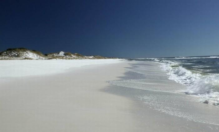 Grayton Beach State Park Foto: Divulgação/Dr. Beach