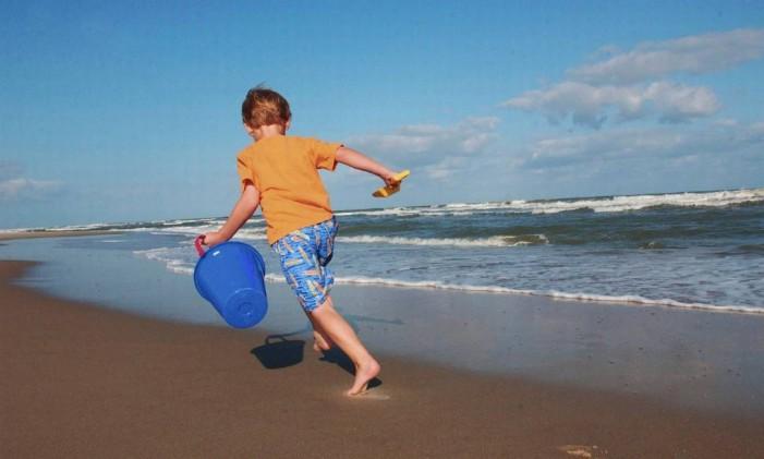 Ocracoke Lifeguarded Beach, Carolina do Norte Foto: Divulgação/Dr. Beach