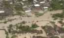 Município de Ribeirão (PE) foi um dos mais atingidos pela chuva Foto: Reprodução TV 29/05/2017
