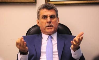 Líder do governo, senador Romero Jucá (PMDB-RR). Foto: Ruy Baron / Valor