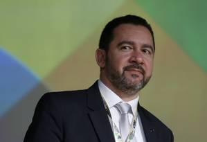 O Ministro do Planejamento Dyogo Oliveira no Fórum de Investimentos Brasil 2017, em São Paulo Foto: Edilson Dantas / Agência O Globo