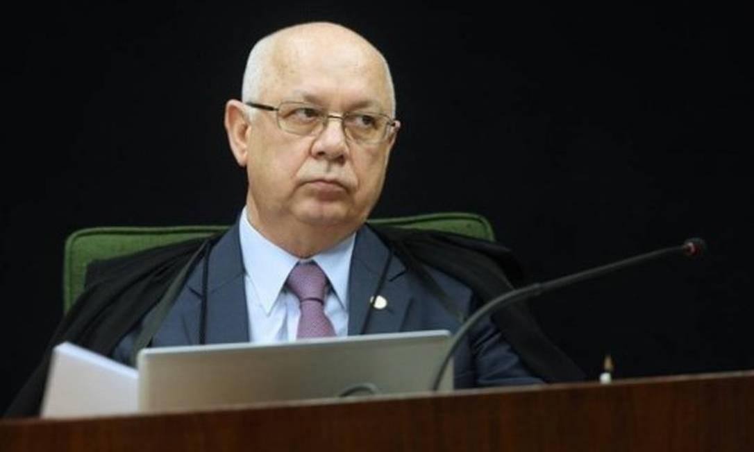 Ministro do STF, Teori Zavascki morreu em acidente aéreo em janeiro Foto: Divulgação / Carlos Humberto/ STF / 03/11/2015