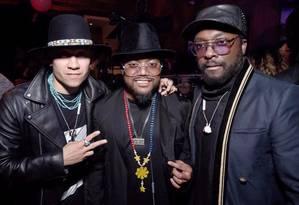 Black Eyed Peas dividirá os palcos com Ariana Grandes e outros artistas em prol às vítimas do atentado na Arena Manchester Foto: Reprodução