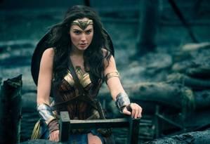 Filme sobre Mulher Maravilha é banido no Líbano Foto: Reprodução
