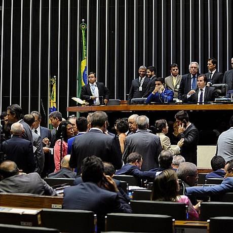 Câmara aprova MP que dá aumento a servidores da Receita Foto: LUIS MACEDO / Agência Câmata