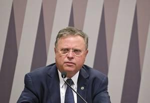 Ministro da Agricultura, Pecuária e Abastecimento, Blairo Maggi Foto: Agência Senado