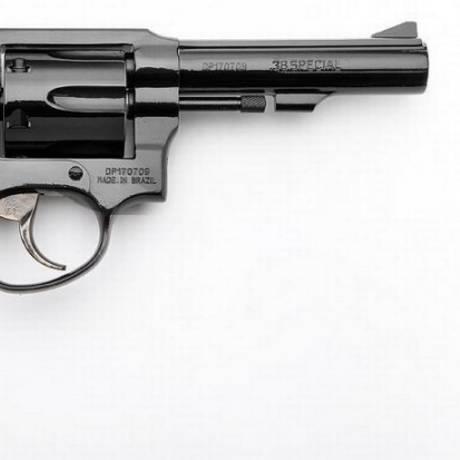 Revólver é a arma de fogo mais apreendida no Estado do Rio Foto: Reprodução