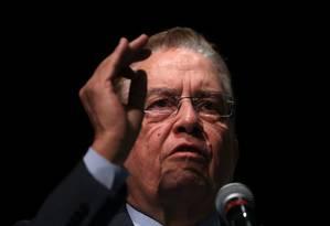 Paulo Rabello de Castro assume a presidência do BNDES Foto: Pilar Olivares / Reuters