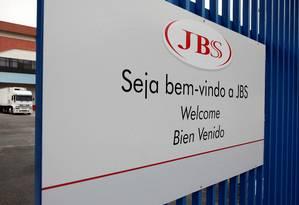 General view of the main entrance of Brazilian meatpacker JBS SA in the city of Jundiai, Brazil June 1, 2017. REUTERS/Paulo Whitaker Foto: PAULO WHITAKER / REUTERS