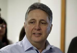 O ex-governador Anthony Garotinho Foto: Gabriel de Paiva / Agência O Globo / 20-2-2017