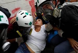 Maduro prendeu ao menos 123 soldados em protestos da oposição