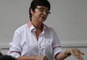 Sônia é secretária de Educação e primeira-dama de Seropédica Foto: Reprodução / .