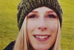 Christine Archibald, a primeira vítima identificada do atentado terrorista a Londres, na noite deste sábado Foto: Reprodução Internet