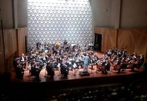 OSB em concerto-manifesto Foto: Divulgação