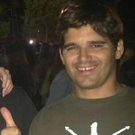 Ignacio Echeverria, de 39 anos, uma das vítimas do ataque de Londres Foto: Facebook/Reprodução