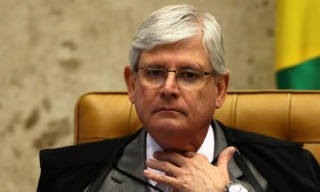 O procurador-geral da República, Rodrigo Janot Foto: Jorge William / Agência O Globo / 31-5-2017