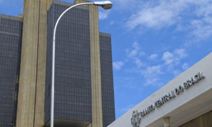Sede do Banco Central, em Brasília. Foto Aílton de Freitas / Agência O Globo