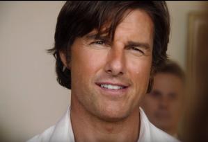 Tom Cruise em 'American made' Foto: Reprodução