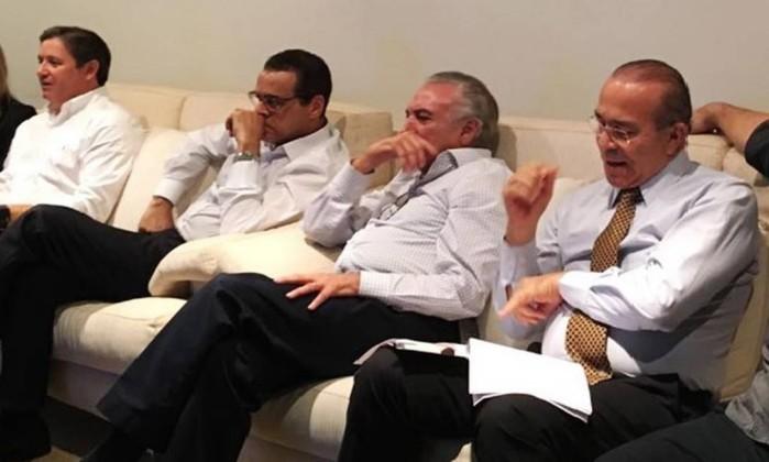 Henrique Alves (PMDB-RN) nas mãos de Moro