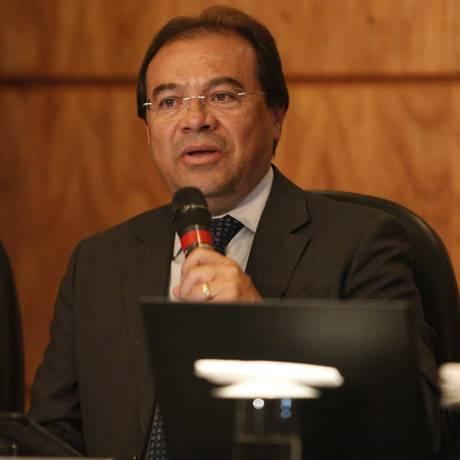 O vice-procurador-geral eleitoral, Nicolao Dino Foto: Marcos Alves / O Globo/29-05-2017