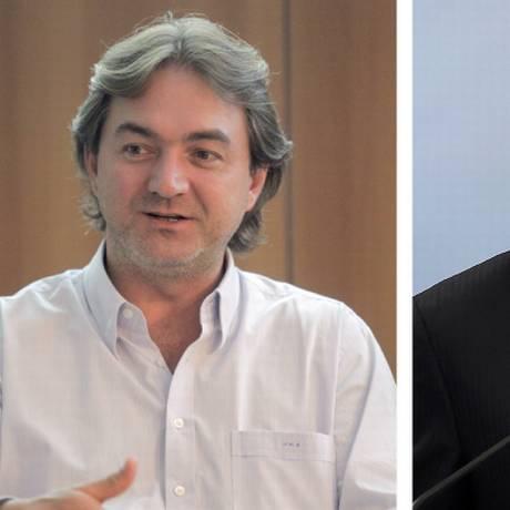 O dono da JBS Joesley Batista e o presidente Michel Temer Foto: Montagem com fotos de arquivo