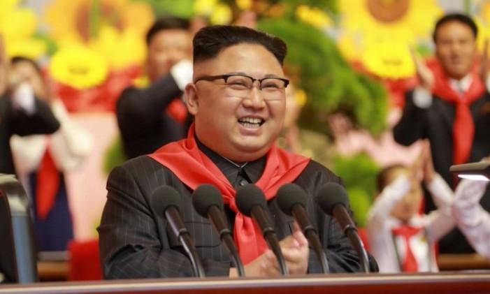 O ditador norte-coreano King Jong-un Foto: Reuters