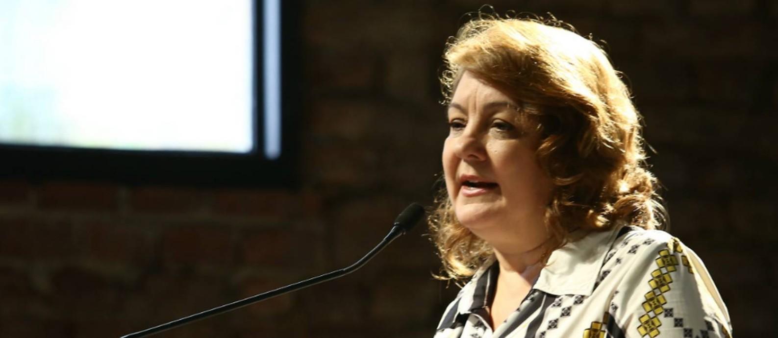 Debora Ivanov, nova presidente da Ancine Foto: Divulgação