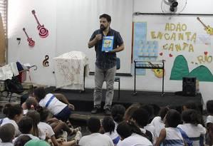José Mauro Brant defendeu melhor formação dos professores Foto: Reprodução Facebook