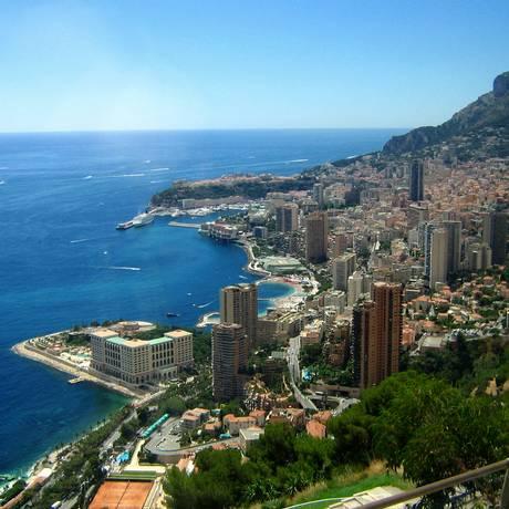 Monte Carlo, em Mônaco, tem as diárias de hotel mais caras do mundo, segundo ranking Foto: Creative Commons / Reprodução