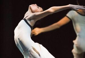 """""""Carmina Burana"""", em uma montagem do do Ballet Contemporâneo de Caracas Foto: Arquivo / Agência O GLOBO"""