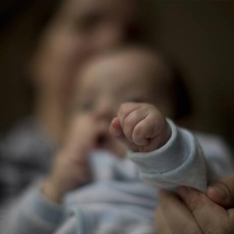 Casos de bebês com sífilis, antes raros, estão mais frequentes: entre 2014 e 2015, a taxa subiu 19% Foto: Márcia Foletto