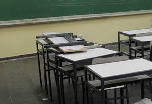 Escolas não têm sido capazes de reduzir desigualdades Foto: Marcos Alves / Agência O Globo