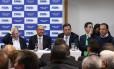 Executiva nacional do PSDB se reúne em Brasília para definir permanência no governo Temer em junho de 2017