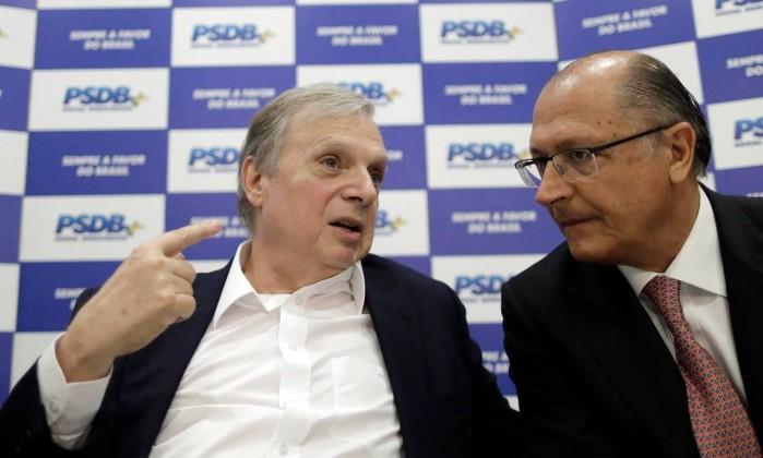 Resultado de imagem para alckmin tasso