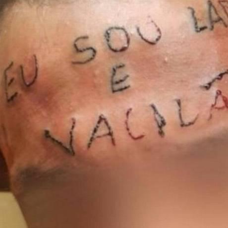 Jovem de 17 anos foi torturado na última sexta-feira Foto: Youtube/Reprodução