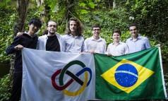 Seleção brasileira para a IMO 2017, no Rio de Janeiro Foto: Fernando Lemos / Agência O Globo