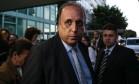 Pezão vai prestar depoimento como testemunha de defesa de Cabral Foto: ANDRE COELHO / Agência O Globo