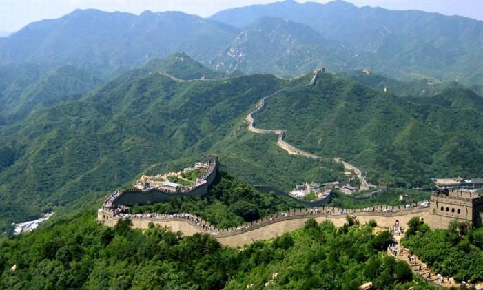 Muralha da China Foto: Creative Commons