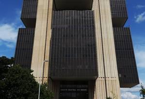 Sede do Banco Central em Brasília: autoridade monetária assegura que MP não tira poderes dos procuradores Foto: Michel Filho / Agência O Globo