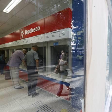 Grupo uma sociedade entre Bradesco, Itaú Unibanco, Santander, Banco do Brasil e Caixa, cada qual com 20% do negócio Foto: Pablo Jacob/ 07.12.2016 / Agência O Globo
