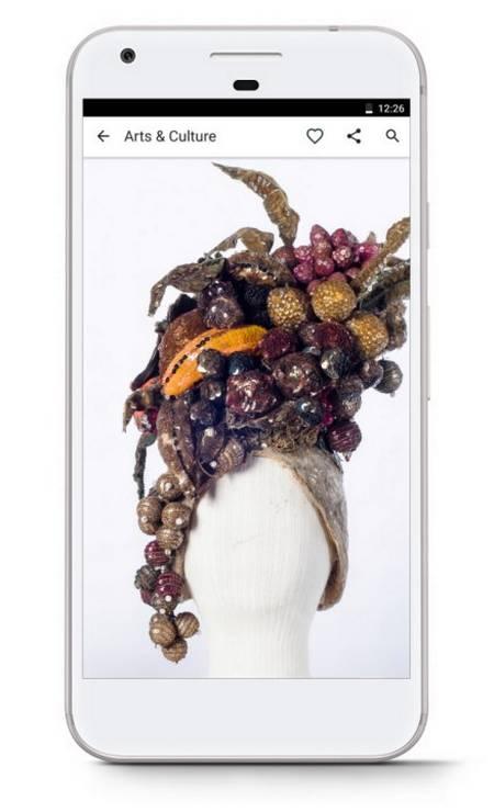 """Turbantes, roupas e diversos acessórios de Carmen Miranda estão na plataforma """"We wear Culture"""", lançada pelo Google para difundir exposições de moda ao redor do mundo Foto: Divulgação"""