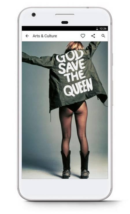 O British Fashion Council é uma das instituições que estão na plataforma Foto: Divulgação