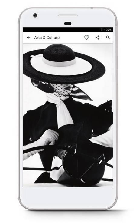 """Os arquivos da Condé Nast também estão no """"We wear culture"""" Foto: Divulgação"""