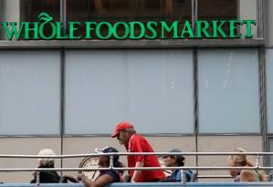 Varejista tem lojas nos Estados Unidos, Canadá e Reino Unido Foto: CARLO ALLEGRI / REUTERS