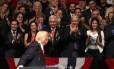 Retórica direcionada. Trump faz discurso beligerante em Miami, atendendo