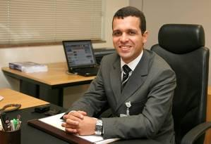 Secretário de Crivella, Rubens Teixeira Foto: Reprodução