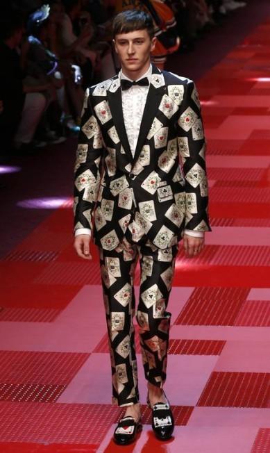 Dolce & Gabbana, verão 2018 Antonio Calanni / AP